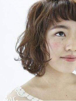 ラブサンク(LOVE THANK)の写真/白髪のカラーも明るくオシャレに☆明るめのデザインカラー風やファッションカラー感覚で楽しめる♪