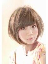 【Calon hair富小路】イノセント・ボブ (小路 慎一郎)