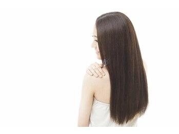 ヘアー リラクゼーション アンヴィ(Hair Relaxation anvi)の写真/丁寧なカウンセリングでお悩みを解決!ひとりひとりのクセを見極め、なりたいスタイルへ♪