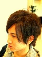 ウニカヘアデザイン(UNIkA HAIR design)メンズカット×縮毛矯正(3か月経過)