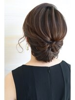『Dots.』 Bridal Hair