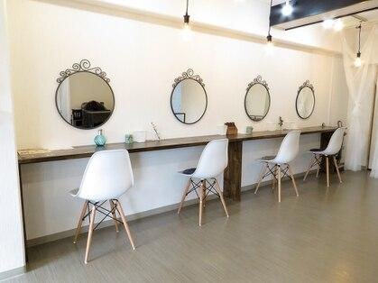 ヘアカラーカフェ 松島店(HAIR COLOR CAFE)の写真