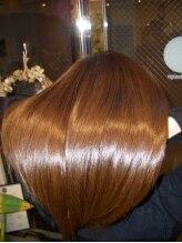 シエルヘアデザイン(CiEL Hair Design)ロングストレート・エンジェルグロス