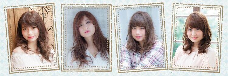 オーブ ヘアー ラグーン 新宿3号店(AUBE hair lagoon)のサロンヘッダー