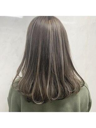 2020年春 ロング ストレート モテ 愛されの髪型 ヘアアレンジ 人気