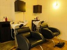 アクアスヘアーデザイン 西原店(AQUAS hair design)の雰囲気(落ち着いた空間で、「オシャレ&癒し」のひとときを♪)