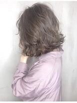 ソース ヘア アトリエ 京橋(Source hair atelier)【SOURCE】マロングレージュ