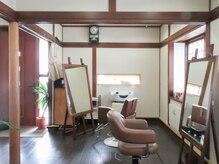 美容室 糸
