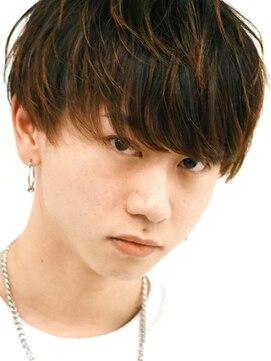 アブアイロス(LOSS)【stylist/shogo】フォルムフィットマッシュ