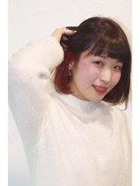 スフィーダ(SFIDA / 92co.)☆インナーカラー☆ボブ