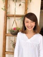 花やの前の美容室 十日市場店矢崎 文恵