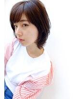 ヘア デザイン エシレ(Hair design esille.)マッシュウルフ
