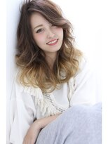 【Rose】グラデーションカラー×フェアリーカール☆