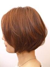 イデー ヘアサロン(idee Hair Salon)【idee】写真で注文しやすいショートスタイル