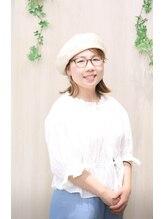 オーガニックサロン フェイス 茶屋町店(organic salon face)佐野 真由美