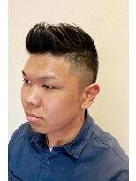 ディスパッチヘアー 甲子園店(DISPATCH HAIR)海外ソフモヒスタイル