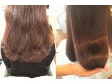 【名古屋で美髪になれる唯一のサロン】通う度に髪質の変化を実感!本物の美髪プロデュース♪栄/矢場町