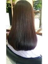 オッジヘアー(Oggi Hair)髪質改善ツルツル縮毛矯正