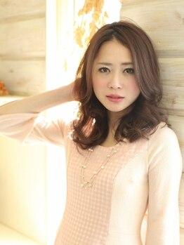イチゴ 大森店(ICH GO)の写真/一人ひとりの髪質や雰囲気を見極め、ベストなスタイルをご提案!あなたにとって最高の美をお届け…♪