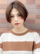 《Agu hair》ひし形小顔王道ショート