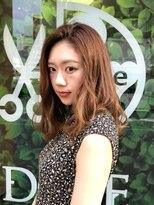 ドォート(Dote hair make)☆小顔セミディ☆ ローライト