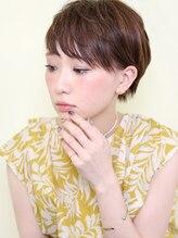 オーガニックサロン フェイス 梅田店(organic salon face)ショートスタイルを楽しむ小顔な夏ショート