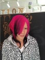 ピンク×ブラック 最注目カラー