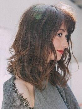 ヘアークラニエル 毛髪補修クリニック(HAIR Cranial)の写真/多様なクセを収める高度な技術は必見!あなたの髪の悩みを解決に導いてくれる。扱いやすい理想の髪質へ♪