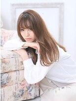 カイノ イオンモール大和郡山店(KAINO)【KAINO】色っぽロングナチュラルスタイル