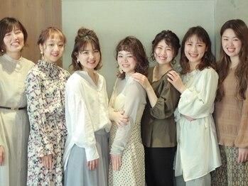 フーコー 朝日ヶ丘店(fuhcoh)の写真/〈小倉〉女性ならではのセンス・安心感・きめ細かな接客・おもてなしが、お客様満足度94%の秘密♪