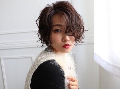 シスタ ヘアーデザイン(CISTA hair design)の写真
