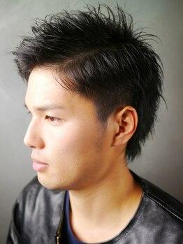ヘアー グランジ プラス(hair Glunge Plus)の写真/[新規メンズ限定]カット+炭酸SPA¥5775→¥4752!Glungeの炭酸SPAで頭皮クレンジング★お悩みを気軽に解消!