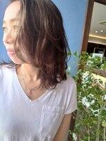クブヘアー(kubu hair)《Kubu hair》大人可愛いエレガントミディアム