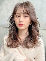 ユーレルム オット(U-REALM otto)U-REALM新宿 大人綺麗レイヤー韓国風エアリーミディ 小山
