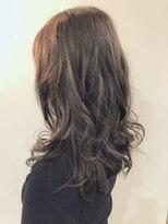 ヘアーエスクールステラ(hair S.COEUR stella)ハイライトグレージュ