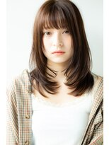 トト(toto)ツヤサラ美髪の小顔セミロング【toto::フジモトヒロユキ】