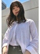【BRooCH】ニュアンスパーマ