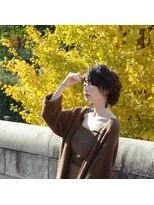 スカラ(Scala)【柔らかいニュアンス】ショートパーマスタイル 【池袋】