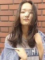 エイチスタンド 渋谷(H.STAND)ルーズくせ毛風パーマクラシカルふわミディ[髪質改善/渋谷]