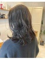 センスヘア(SENSE Hair)20代、30代にオススメ☆カジュアルミディアムレイヤー♪