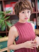 *+COVER HAIR+*…個性ある女の子ショートa