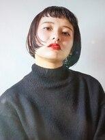 エトネ ヘアーサロン 仙台駅前(eTONe hair salon)MODE BOB STYLE