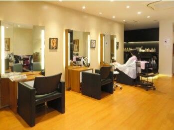 モッズヘア いわき銀座通り店の写真/スタッフの笑顔があなたを待っています!