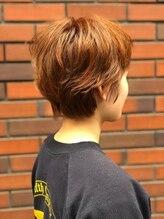ヘアーサロン ウェン(hair salon WEN)オランゲショート