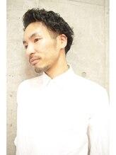 アンドシーヘアデザイン(and C hair design)中野andC☆大人ツーブロック パーマ