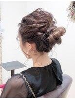 ルッツ(Lutz. hair design)saki arrange