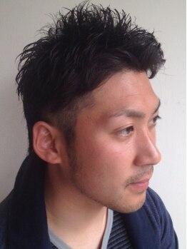 マグヘアー 西田辺店(mag hair)の写真/西田辺駅すぐ☆『カット¥2,200 』『カラー・パーマ各¥3,300~』人気のプチプラサロン◎