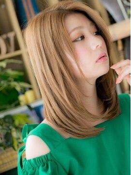 カバーヘア ブリス 北浦和西口店(COVER HAIR bliss)■bliss北浦和15★■ナチュかわ♪好感♪小顔ストレート