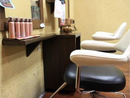 ヘアーメイク ジーマ(hair make Jima)の写真