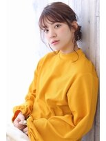 アルベロ(albero)☆卒業式ヘアアレンジ☆お呼ばれ ルーズアレンジ